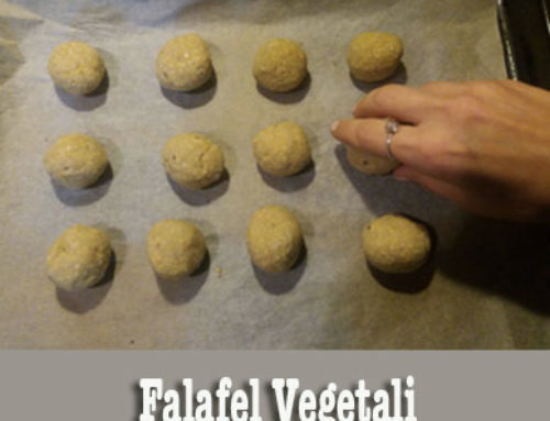 Falafel Vegetali pronti in 3 minuti