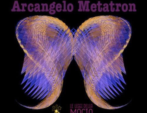 Arcangelo Metatron: Protettore degli Operatori di Luce