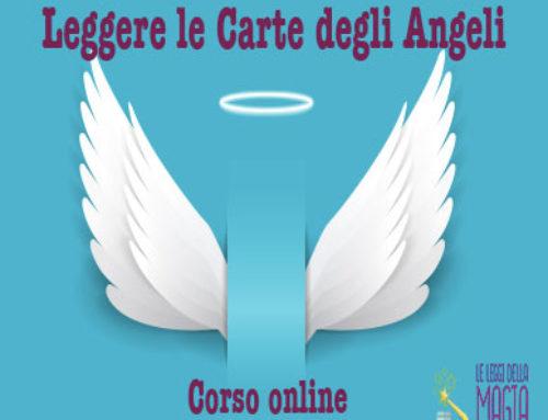 Imparare a Leggere le Carte degli Angeli: Corso OnLine