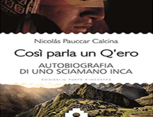 Così parla un Q'ero di Nicolás Pauccar Calcina