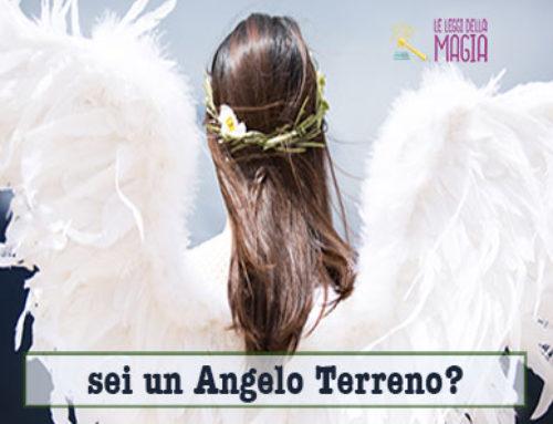 Sei un Angelo Terreno?
