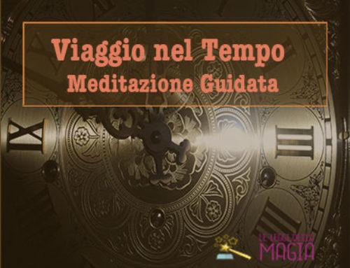 Viaggio nel Tempo: meditazione guidata online