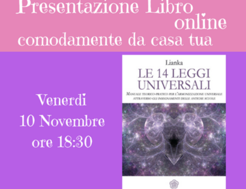 Le 14 Leggi Universali: Presentazione online