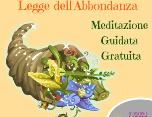 Meditazione sulla Legge dell'Abbondanza: gratuita