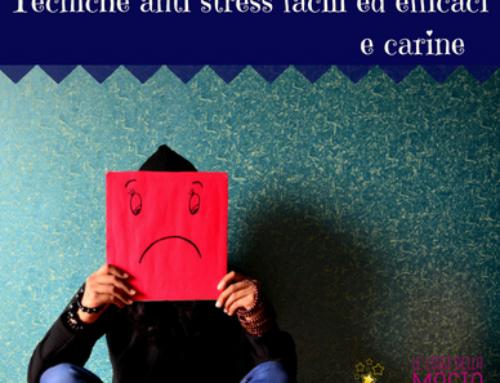 4 Tecniche anti stress facili e efficaci e carine