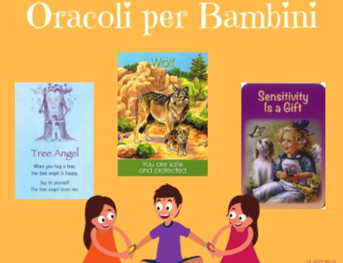 Carte degli Angeli per Bambini