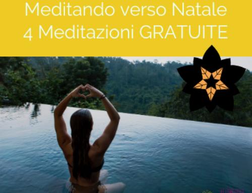 Meditando verso Natale: 4 Meditazioni gratuite