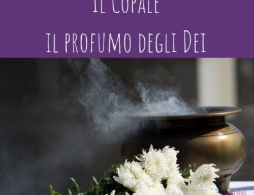 Il Copale: il profumo degli Dei