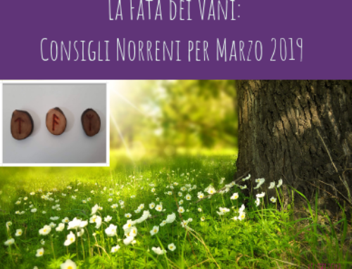 La Fata dei Vani: Consigli Norreni per Marzo 2019