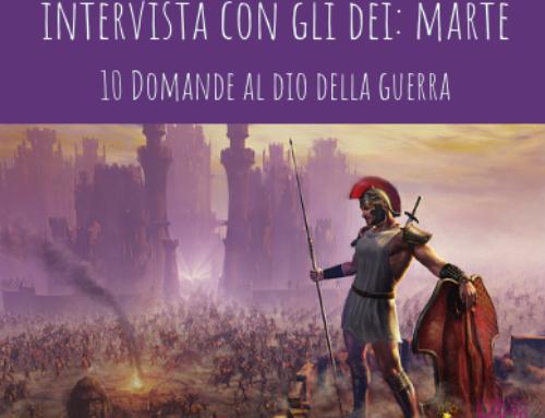 Marte: 10 Domande al Dio della Guerra