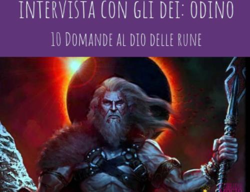 Odino: 10 Domande al Dio delle Rune
