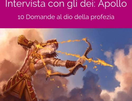 Apollo: 10 Domande al Dio della Profezia