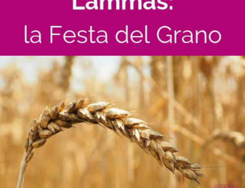 Lammas: La Festa del Grano