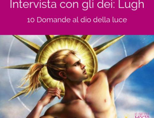 Lugh: 10 Domande al Dio della Luce