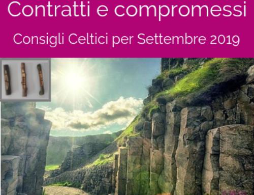 Contratti e Compromessi: Consigli Celtici per Settembre 2019