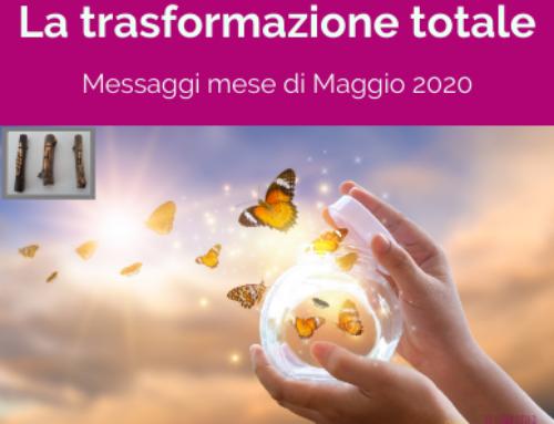 La trasformazione totale: Consigli per Maggio 2020