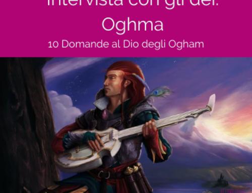 Oghma: 10 Domande al Dio degli Ogham