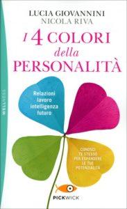 libro 4 colori personalità
