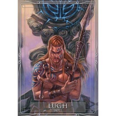 carte divinita celtiche